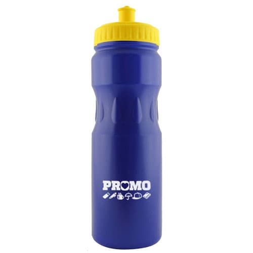 Printed Tear Drop Sports Bottles with logos