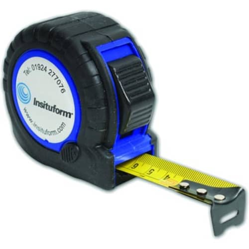 Branded 5m Trade Tape Measure for printing with company logos