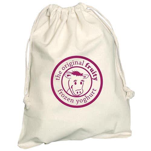 Medium Cotton Pouches