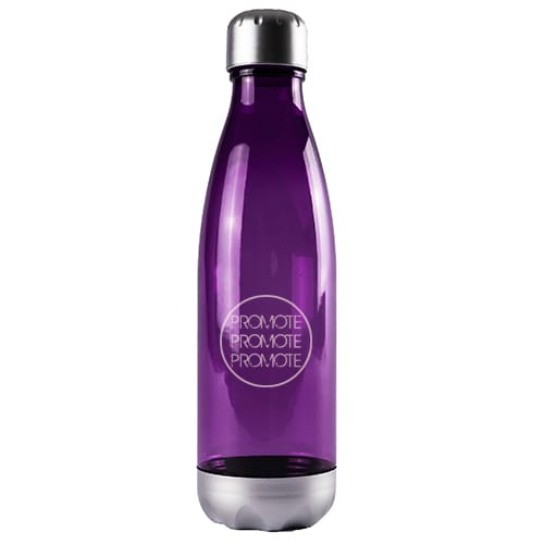 Promotional 670ml Tritan Water Bottles for events