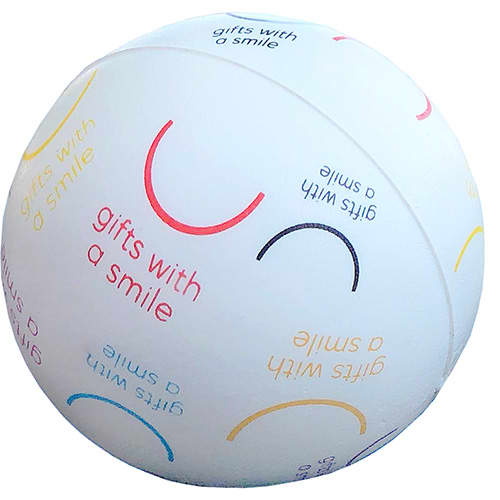 These stress balls are made from slow-rising PU for the ultimate in stress-busting!