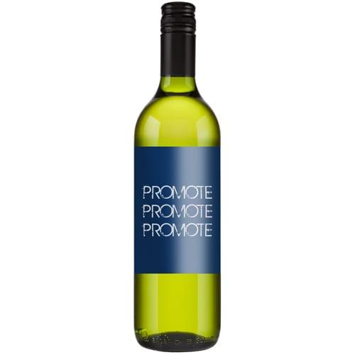 Promotional 75cl Chardonnay White Wine