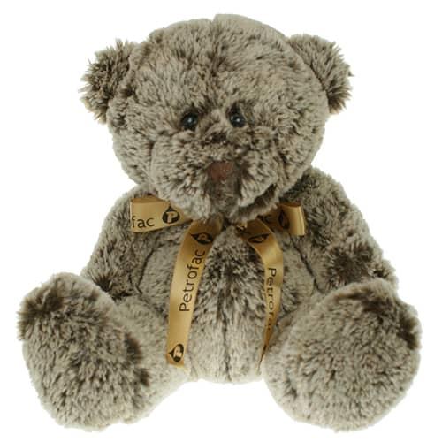 20cm Premium Cocoa Teddy Bears in Cocoa