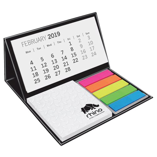 Promotional Printed Mini Calendar Pods with company logo