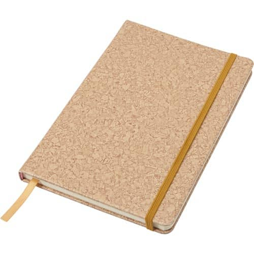 Promotional A5 Cork Print Notebooks for Office Gifts