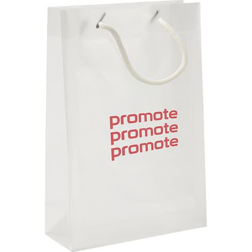 Promotional A5 Polypropylene Gift Bags for Exhibitions