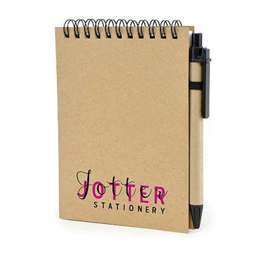 A6 Recycled Wiro Bound Note Pads