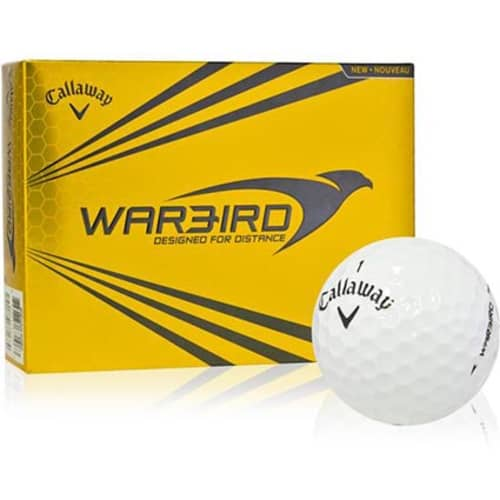 Personalised Callaway Warbird Golf Balls for Business Gifts