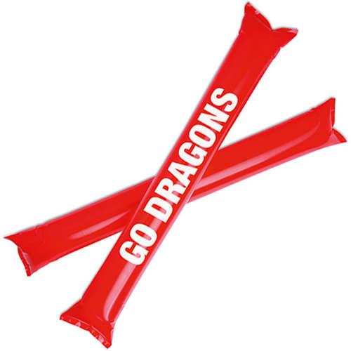 Cheering Bang Bang Sticks in Red
