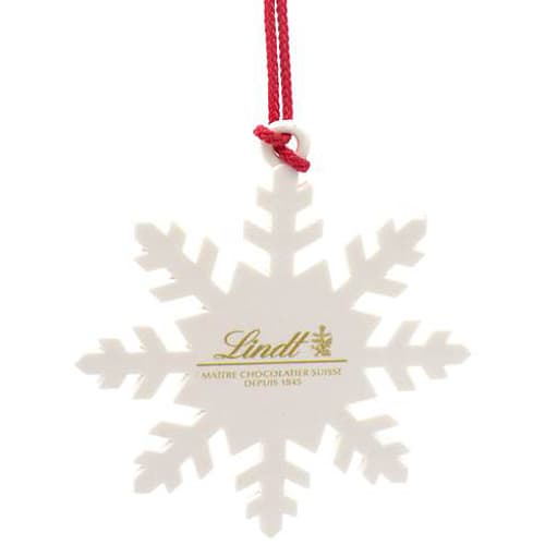 These promotional snowflake decorations will add some seasonal cheer to your marketing campaign.