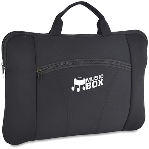 Our branded laptop bags will add a smart touch & help generate awareness for your business!
