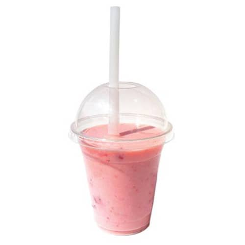 Promotional Lidded Disposable Smoothie Cup for Events