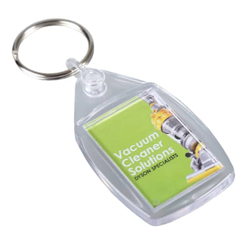 Express Popular Keyrings in Clear