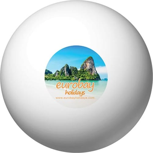 Promotional Express Full Colour Stress Balls with company artwork