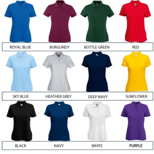 0be67663 Printed Polo Shirts | Branded Clothing | Promotional Merchandise ...