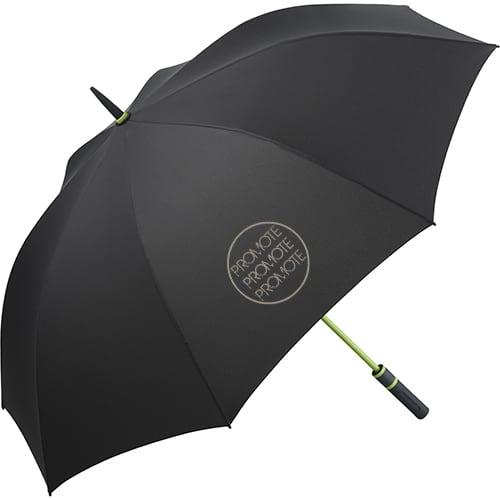 Fare Style Automatic Golf Umbrellas in Black