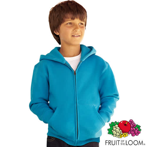 Fruit of the Loom Childrens Hoody