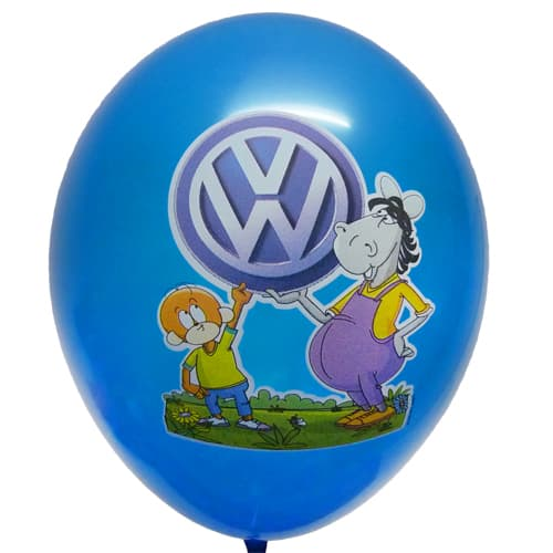 Promotional Full Colour Balloons with company artwork