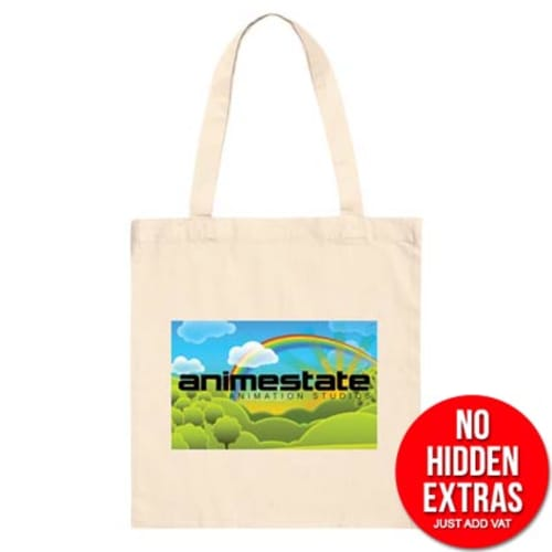 Full Colour Cotton Tote Bag