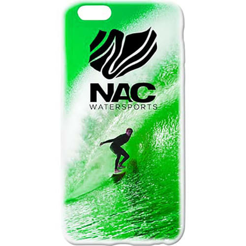 Hard Case iPhone Covers in White