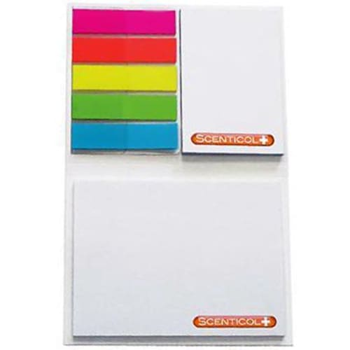 Promotional Index Sticky Note Pads for office merchandise