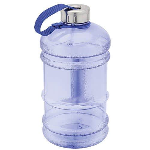 Branded 2 litre water bottle