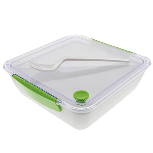 Promotional Large Lunch Buddy Boxes for workplaces