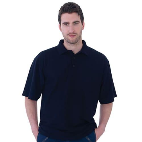 Lightweight Pique Polo Shirts