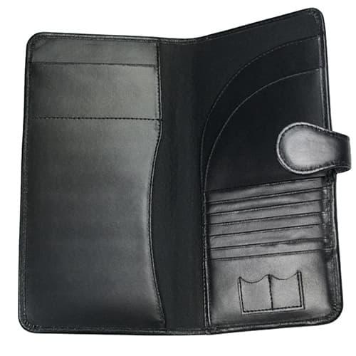 RFID Malvern Leather Travel Wallets