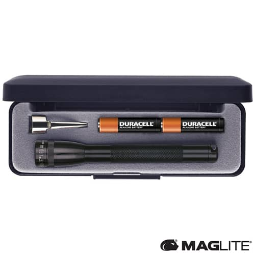 Personalised Mini Maglite LED AAA Torch as Business Gifts