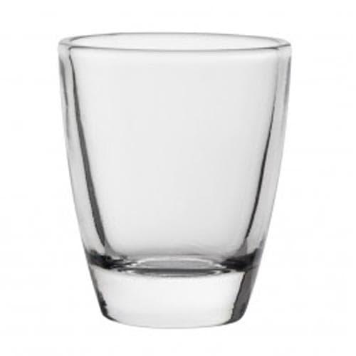Mini Tot Curved Shot Glasses