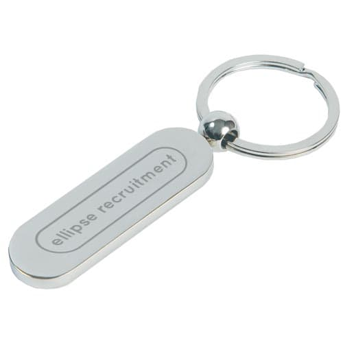 Promotional Neptune Keyrings for corporate gifts