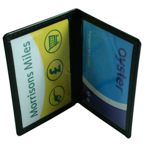Portrait Belluno Oyster Card Wallets