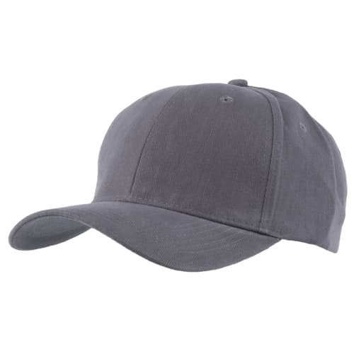 Promotional Premium Brushed Heavy Cotton Caps for events