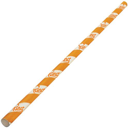 Printed Eco Paper Straws