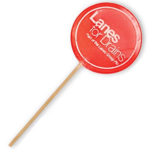 Promotional Printed Lollipops for Marketing Campaigns