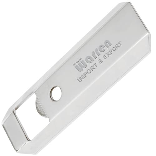 Promotional Shiny Metal Bottle Openers for bars