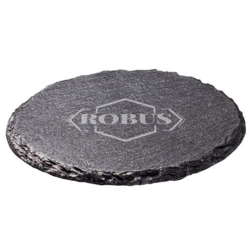 Promotional Slate Coasters for Corporate Merchandise