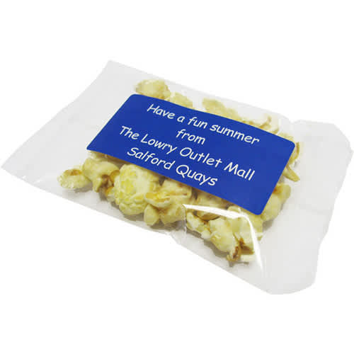 Promotional Bags of Popcorn for Business Giveaways