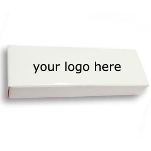 USB Printed Tuck Box in White