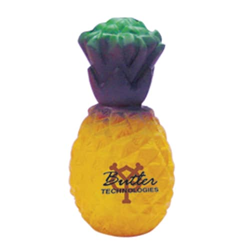 Stress Pineapple in Yellow/ Green