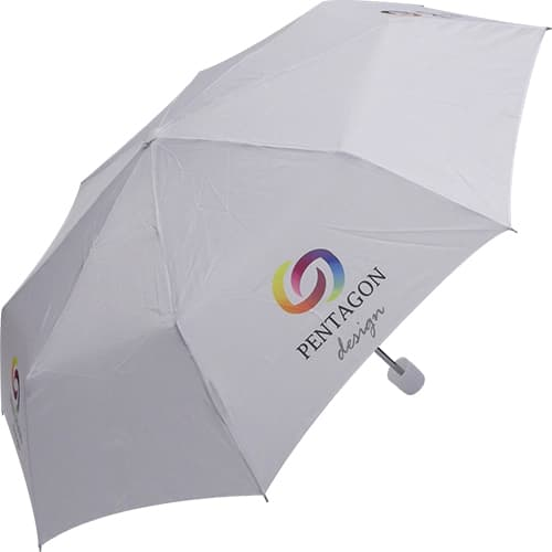 Promotional Supermini Telescopic Umbrella with company logos