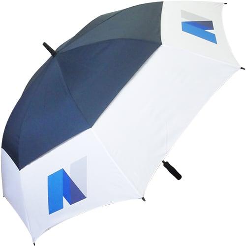 Automatic Tour Vented Umbrellas