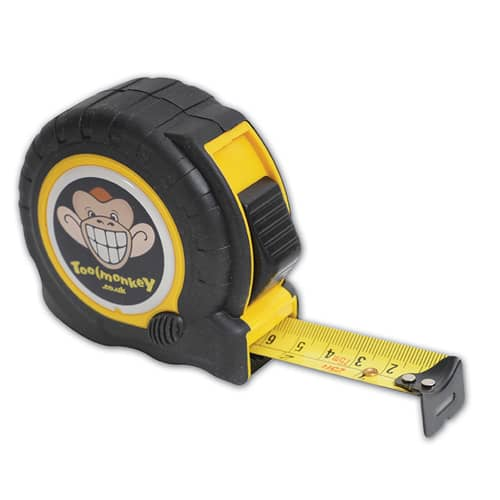 Personalised Trade Tape Measure for Staff Tools