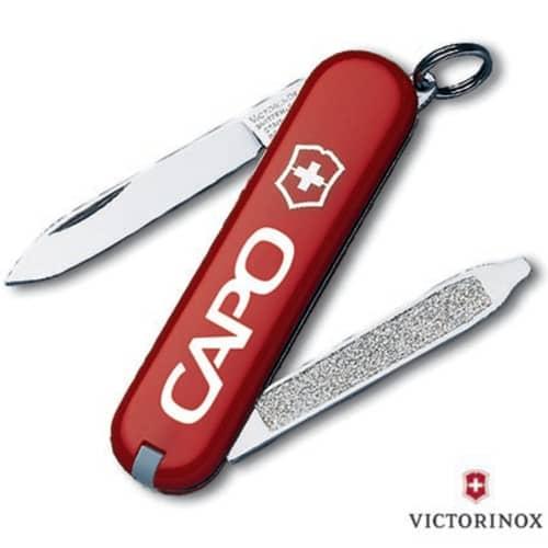 Victorinox Escort Pocket Knife in Red