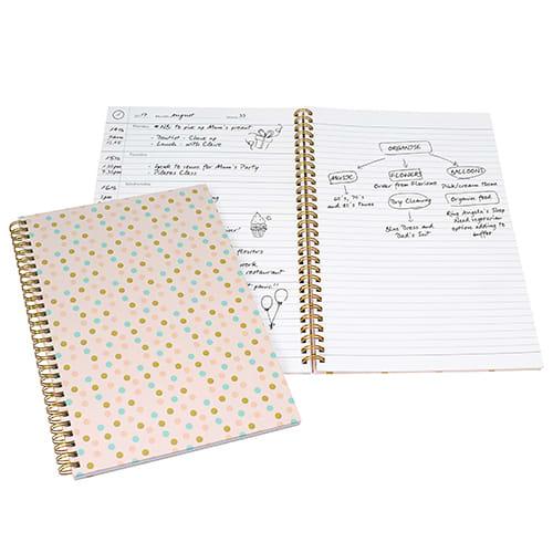 Wirobound Journal Notebooks