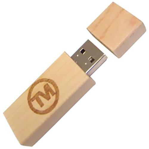 Wooden USB Flashdrives