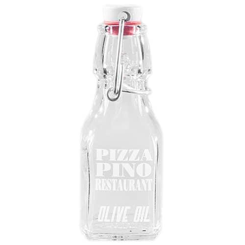 125ml Mini Swing Top Glass Bottles