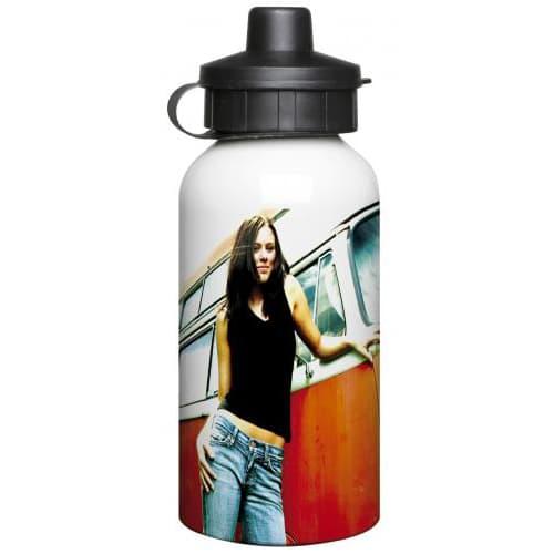 Personalised Aluminium Sports Bottles for Company Merchandise