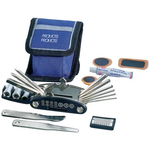 Bicycle Repair Kit in Blue